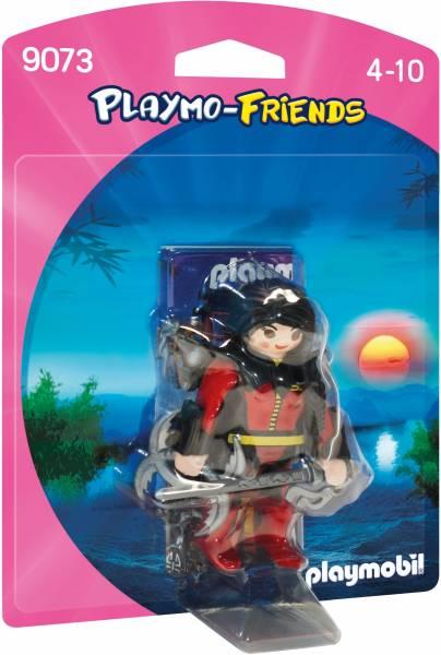 Zwaardvechtster Playmobil (9073)