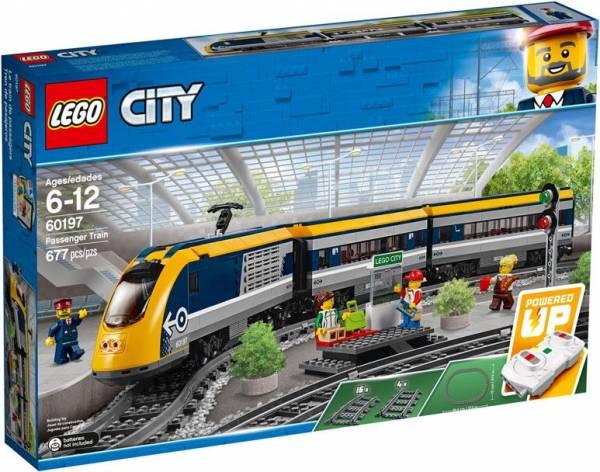 Passagierstrein Lego (60197)