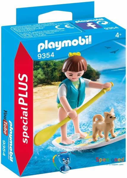 PLAYMOBIL Peddelsurfer - 9354