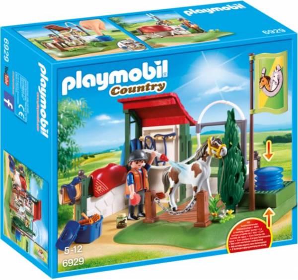 Paardenwasplaats Playmobil (6929)