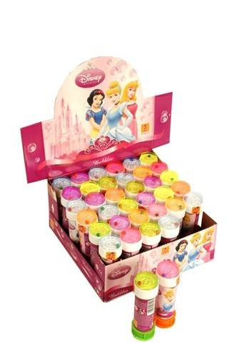 Bellenblaas Princess 60ml Disney