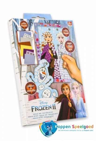 Disney Frozen 2 mozaïek art 500 delig