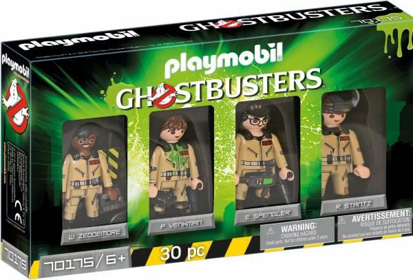 Figurenset Ghostbusters Playmobil (70175)