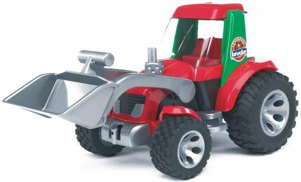 Tractor met voorlader Bruder Roadmax (20102)