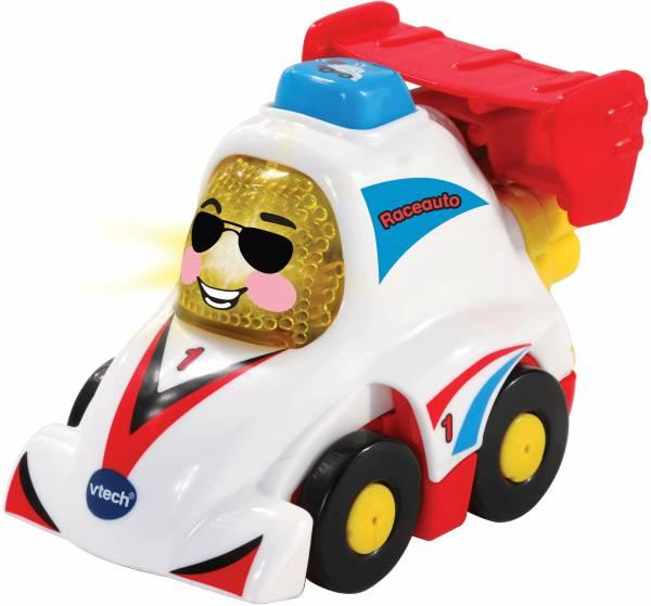 Toet toet auto Vtech: Ronnie Raceauto 12+ mnd (80- 514223)