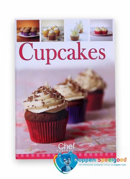 Cupcakes maken kookboek