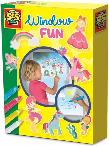 Window fun SES: prinsessen (14272)