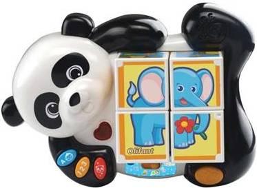 Puzzel en Leer Pandabeer Vtech: 18+ mnd (80-193423 )