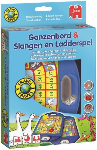 Reis Ganzenbord en Snakes & Ladders (12765)