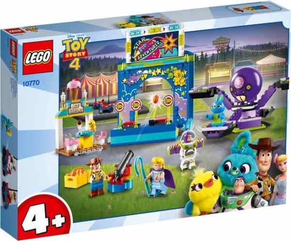 Kermismania van Buzz en Woody Lego (10770)