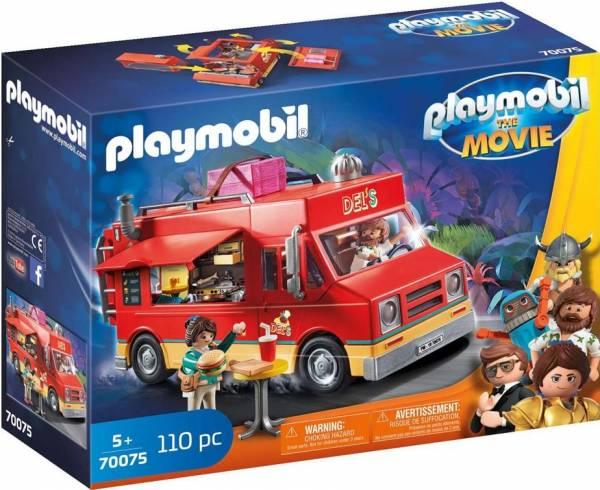 Del`s Food truck Playmobil (70075)