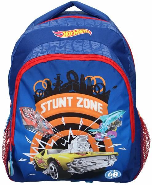 Rugzak Hotwheels Stunt Zone: 35x27x19 cm (910-1060 )