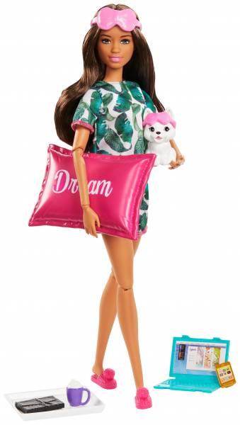 Wellness Barbie: Slapen (GJG58)