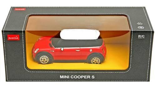 Mini Cooper S 1:14 afstandbestuurbare auto