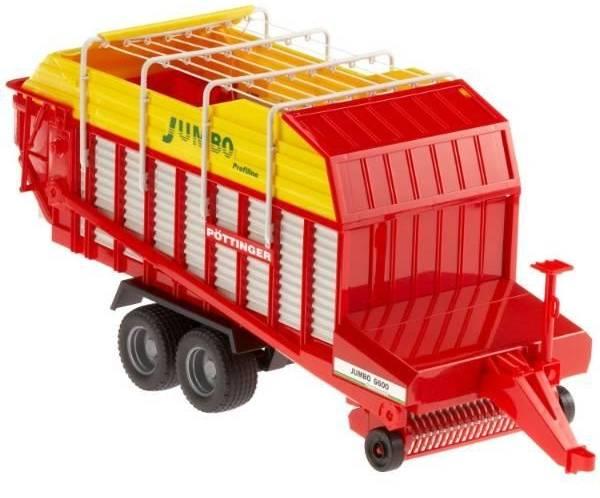 Bruder Pottinger Jumbo 6600 Profiline opraapwagen 02214