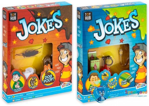 Moppen en grappen