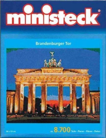 Brandenburger Tor Ministeck XXL 8700-delig