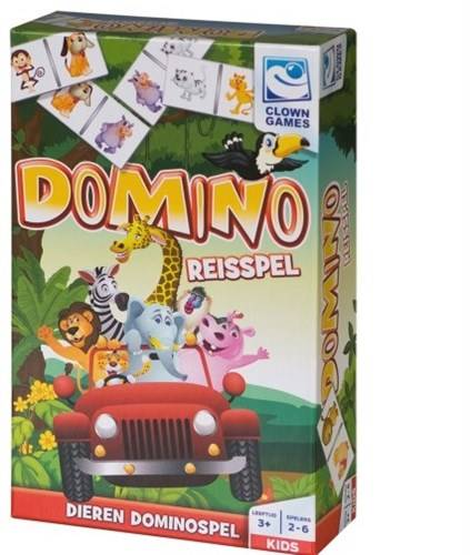 Reisspel Domino